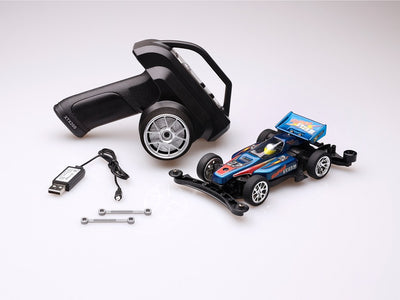 XC324-003SS 1/32 XC324 Super Storm RTR (Blue Metallic)