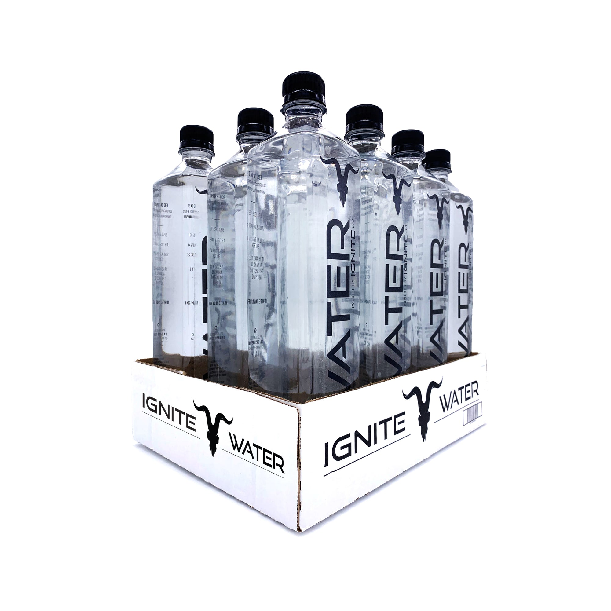 1000ML Alkaline PH9 Water [12CT] - FREE SHIPPING