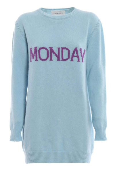 Alberta Ferretti Weekday Sweater