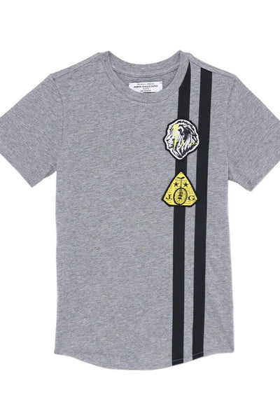 GALL BOY GREY t-shirt