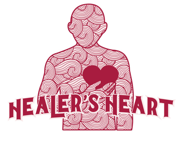Healer's Heart Hemp Tea | Raspberry Cherry Coconut