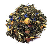 Fairy Dust CBD tea with hemp, lemon and blueberry