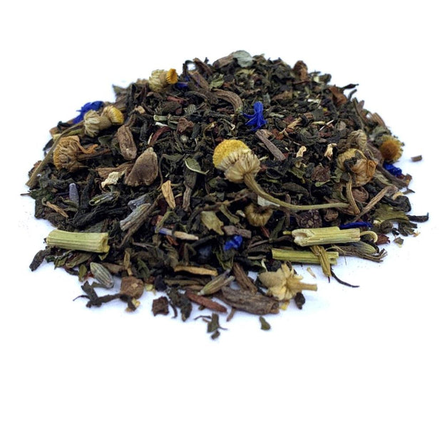 Soul Tonic Hemp Tea | Valarian root tea for sleep