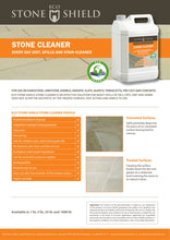 Load image into Gallery viewer, Stone Cleaner - Eco Stone Shield
