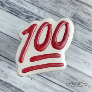 100 Emoji Cookie Cutter