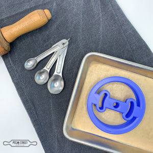Barbell Cookie Cutter