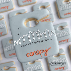 Hang Tag Cookie Cutter