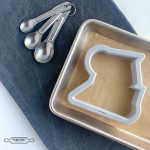 Construction Digger Cookie Cutter