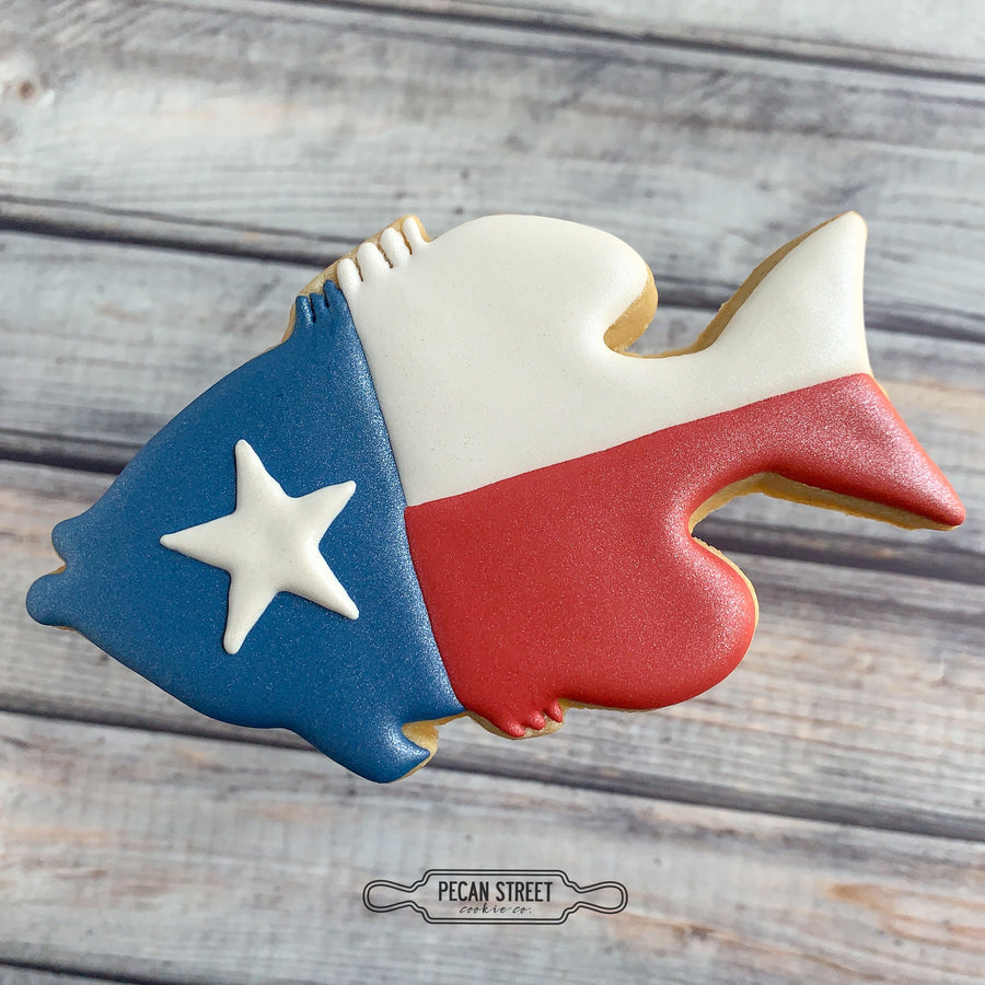 Crappie Fish Cookie Cutter