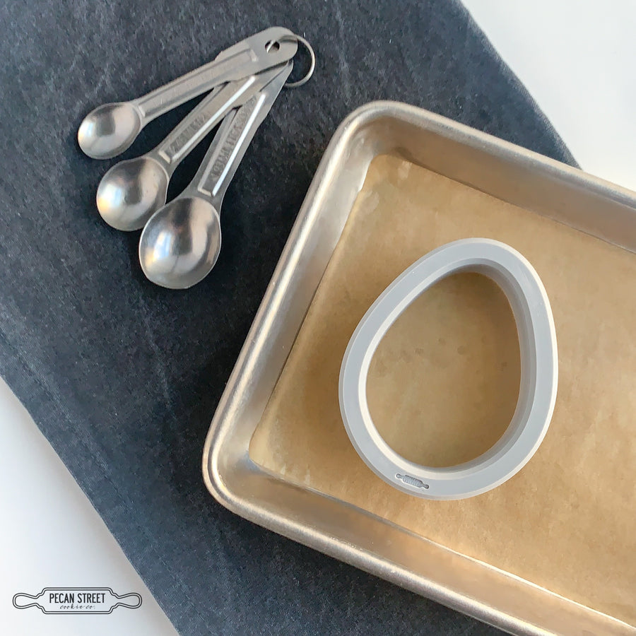 Egg Cookie Cutter