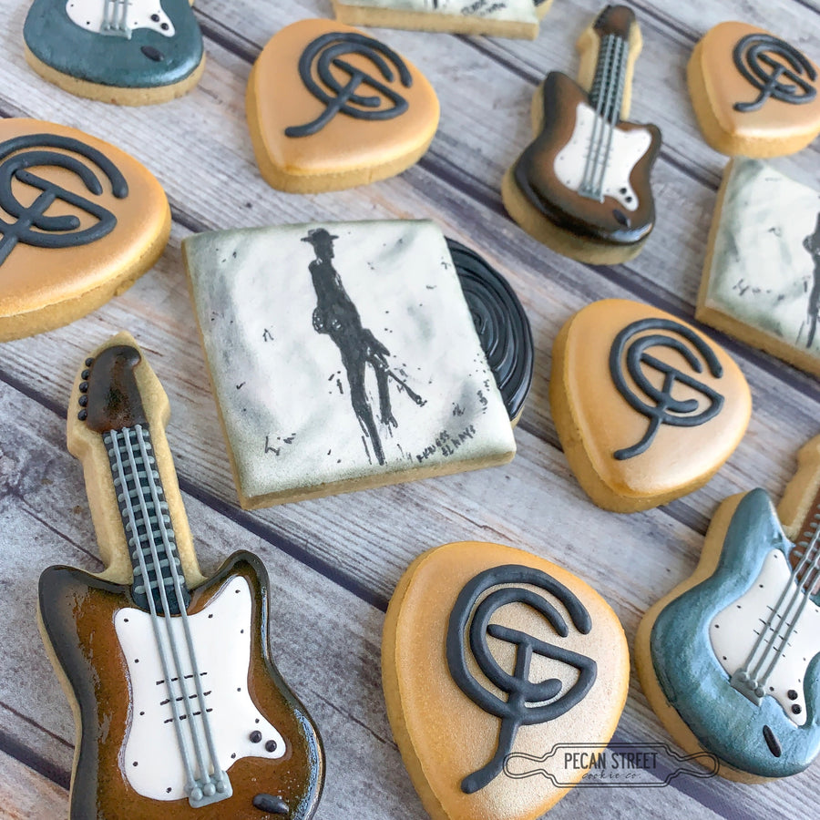 LP Record Cookie Cutter