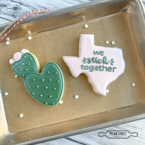 Heart Cactus Cookie Cutter