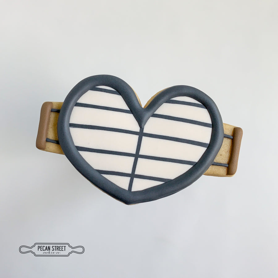 Heart Grill Cookie Cutter