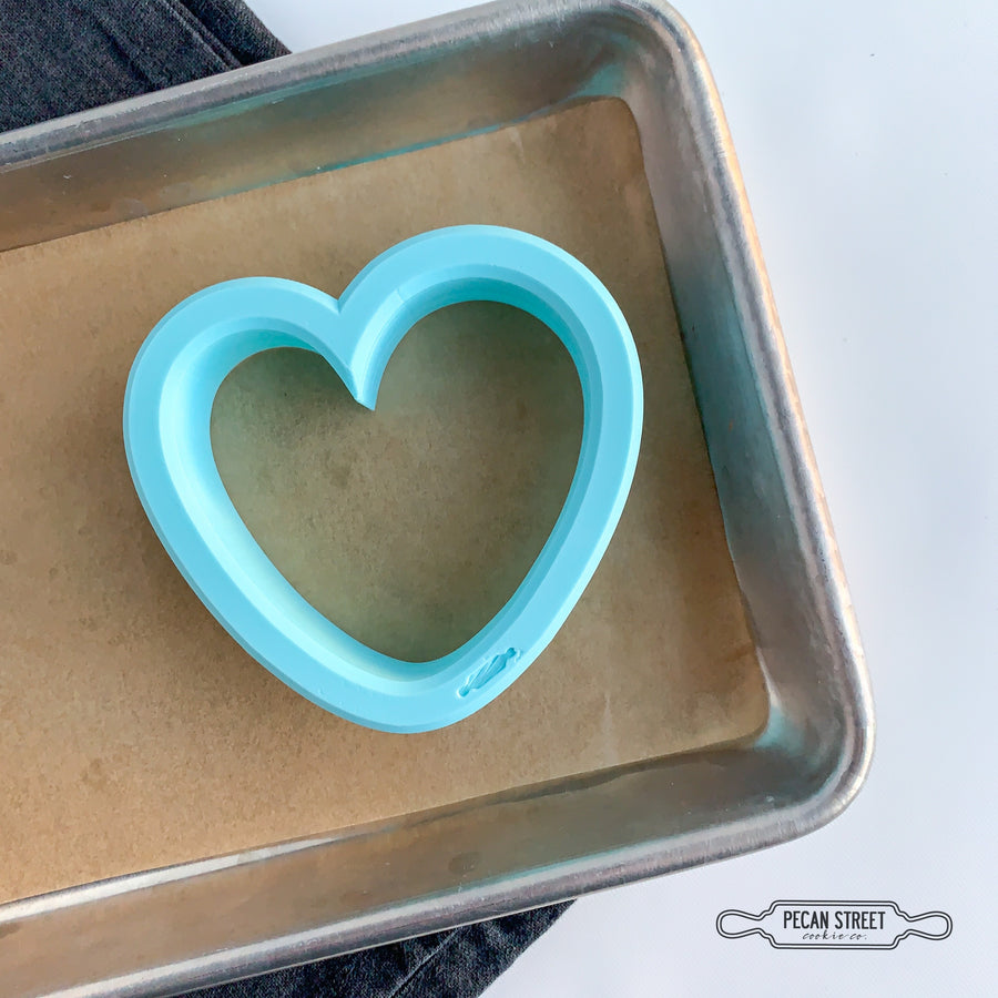 Assorted Hearts 4-Piece Cookie Cutter Set