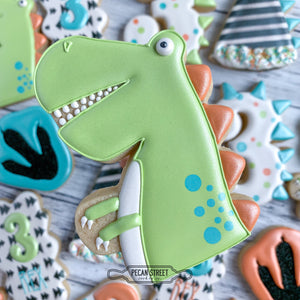 TRex Cookie Cutter