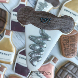 Wine Bottle Opener Cookie Cutter