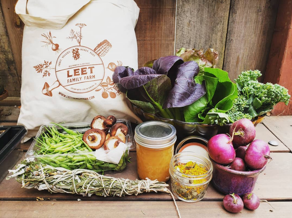 Harvest Bag – 4 Week Membership