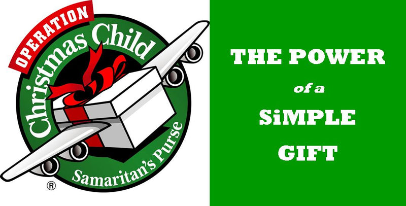 Operation Christmas Child Fundraising Party
