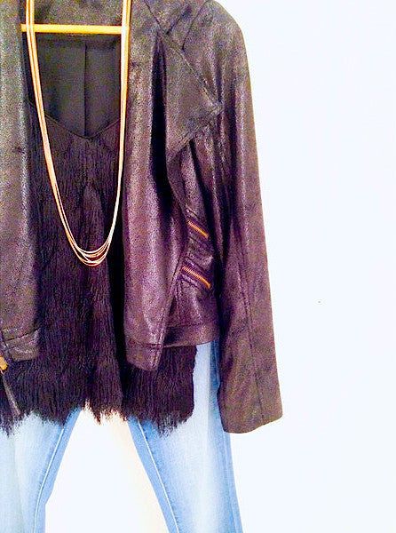Got Fringe? Got Suede? We Do! And You Should Too!