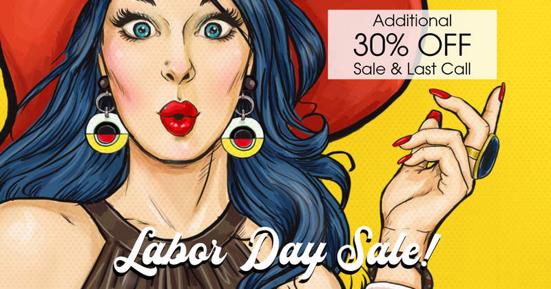 30% Off Labor Day Sale!