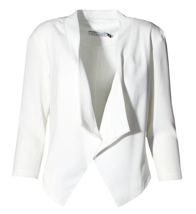 Spring Staple | White Blazer