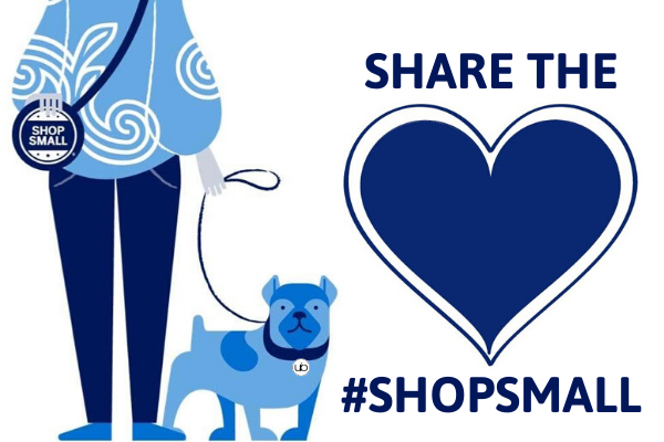 SHARE THE 💙SMALL BUSINESS SATURDAY & 8-YEAR ANNIVERSARY CELEBRATION!