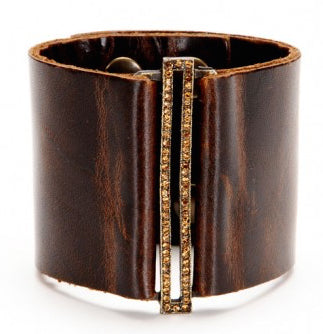 Rebel Cuff Brown