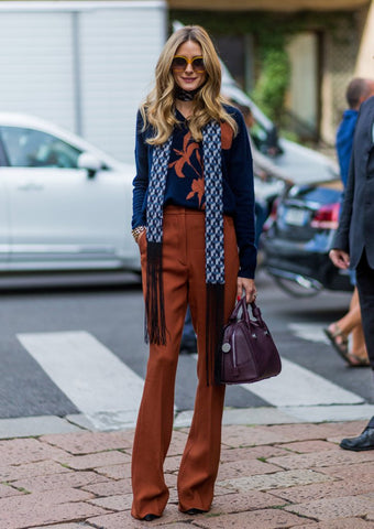 Olivia Palermo in Potters Clay