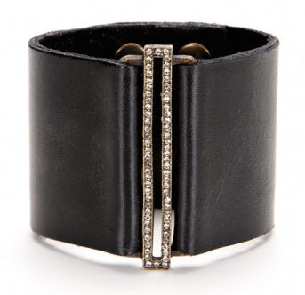 Rebel Cuff Black