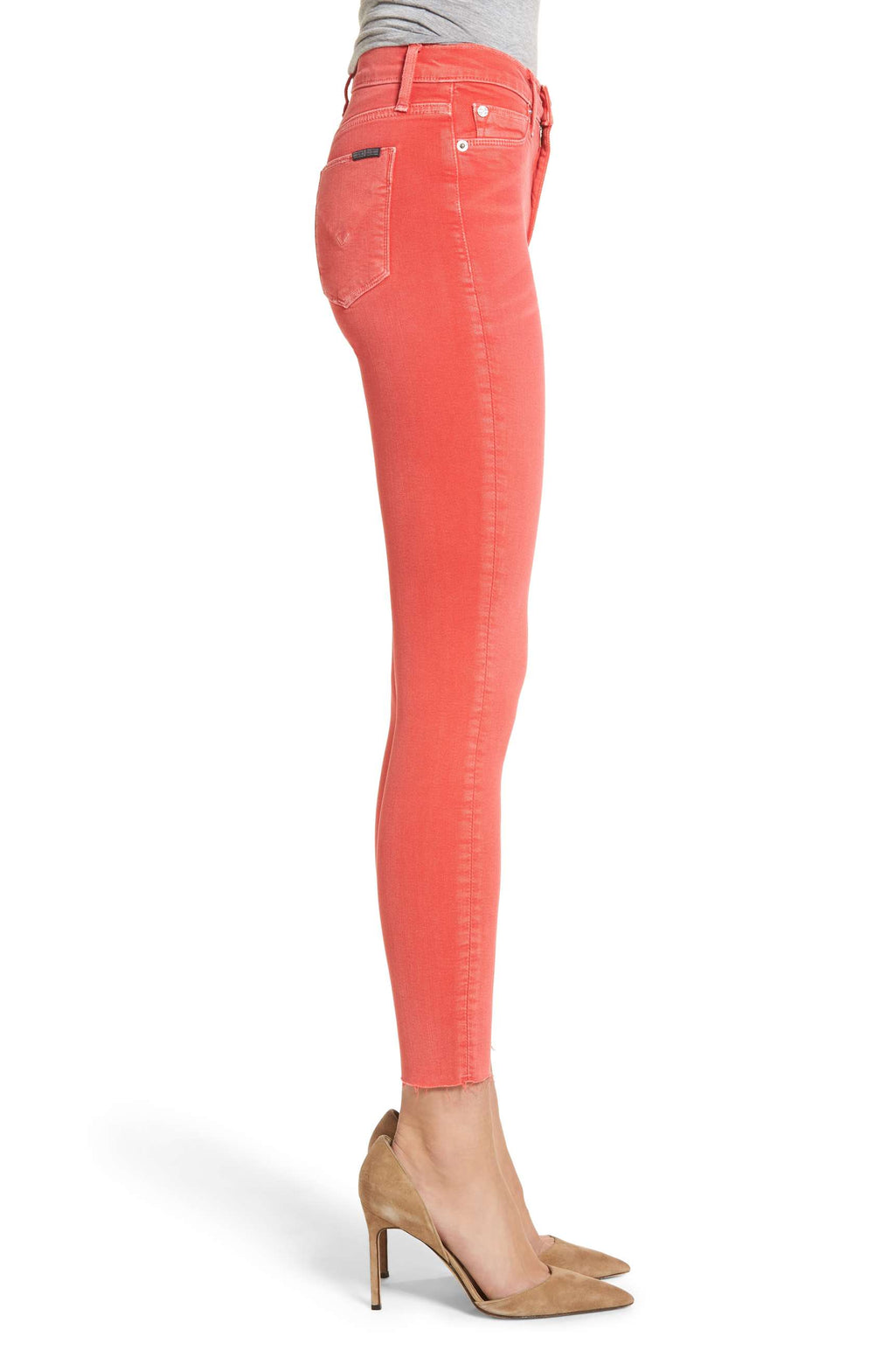 LAST CALL SIZE 26 | High Rise Super Skinny Jean in Explosive