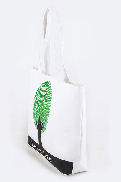 Love Tree Tote