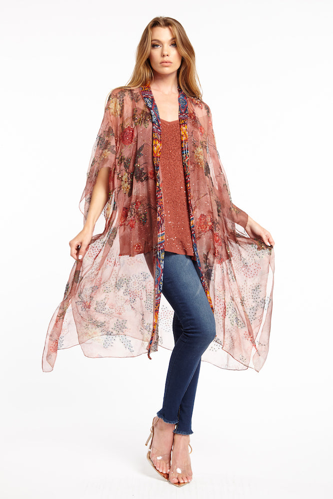 Aratta Take Your Breath Away Kimono