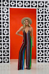 Santa Fe Stripes Jumpsuit