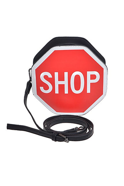 Stop and Shop Handbag