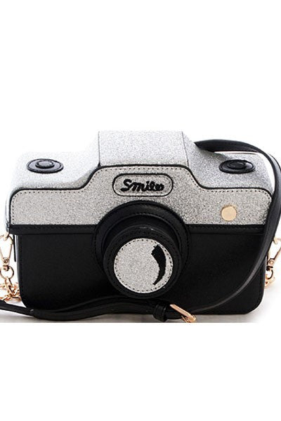 Smile For The Camera Handbag