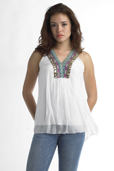 LAST CALL SIZE S | Goddess Sequin Top
