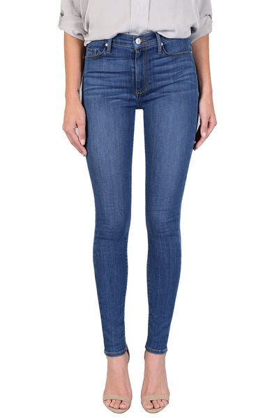 High Rise Super Skinny Spring Jeans