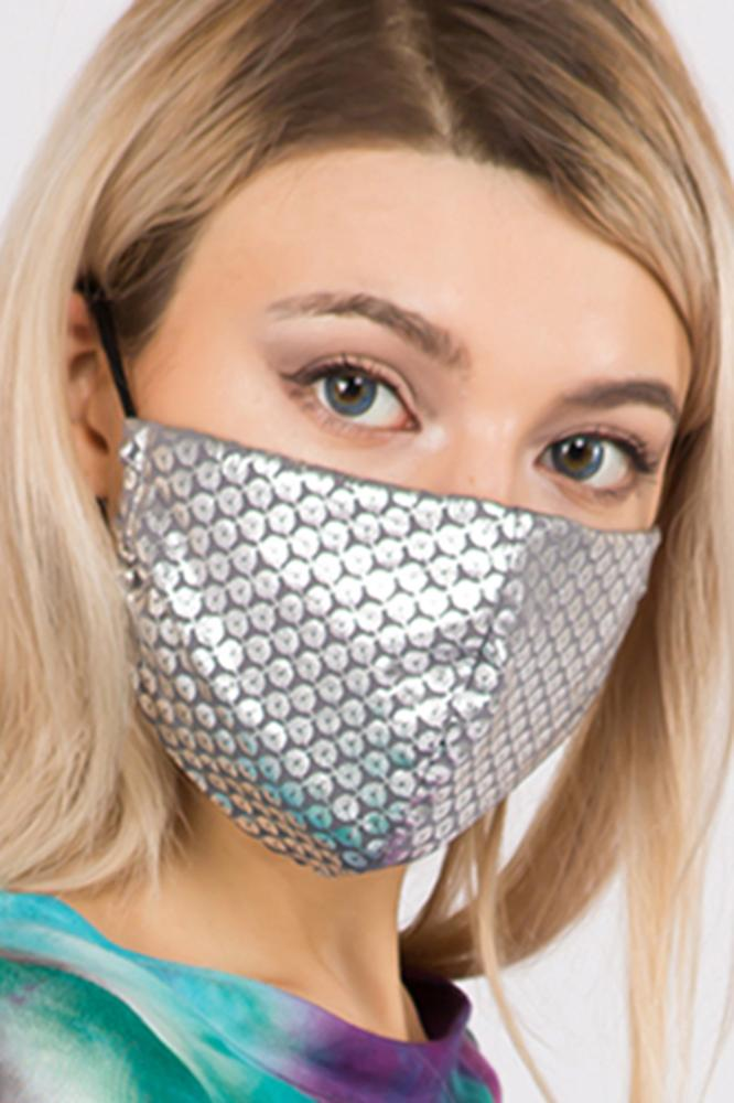 Protective Face Masks for Adults   - Multiple Women's & Men's Prints Available!