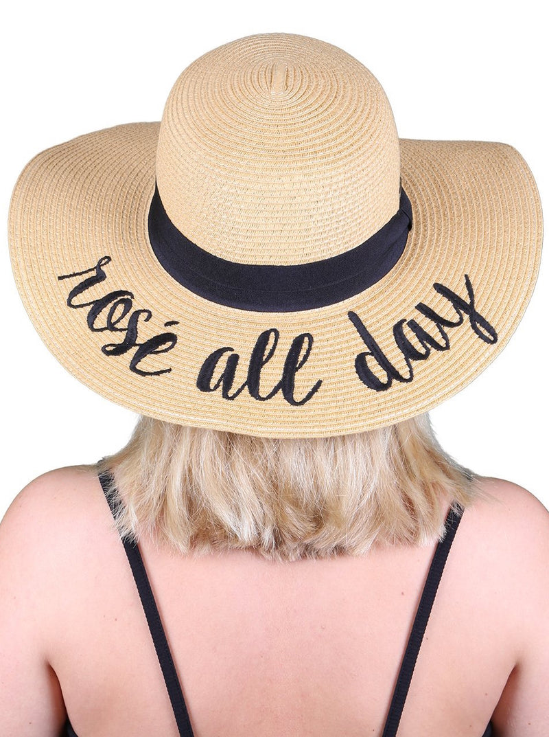 LAST CALL OS | Rose All Day Sunhat