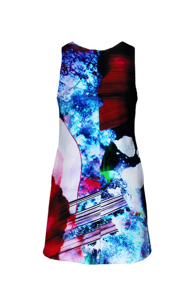 Summer Lunar Sheath Dress
