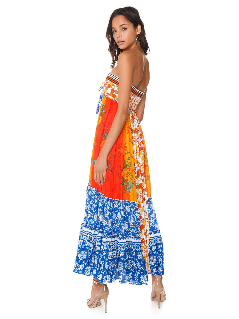 LAST CALL SIZE XS  | Bohemian Maxi Dress
