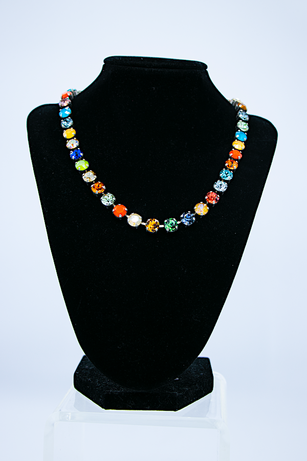 Swarovski Rainbow Crystal Necklace