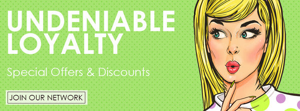 Join Undeniable Boutique Loyalty Program Discount