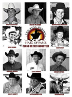 The Bull Riding Hall of Fame Class of 2020