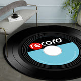 Vinyl record soft velvet carpet [variant_title]