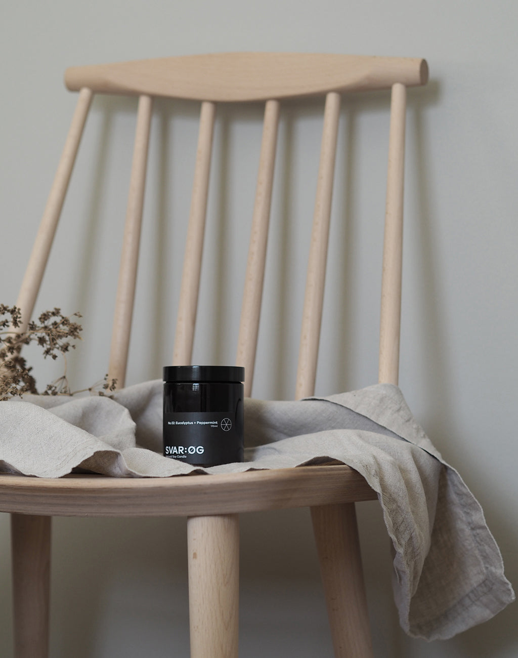 Eucalyptus + Peppermint | Candle