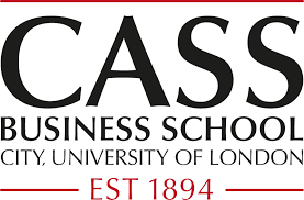 Cass Business School logo. Mackenzie Bailey attended Cass, earning her MSc in Marketing Strategy and Innovation.