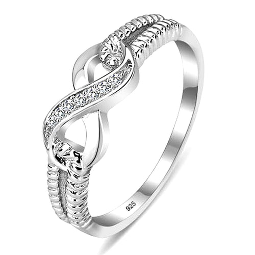 Ring Silver Jewelry Designer Brand Rings