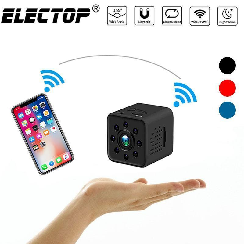 Mini Camera With Night Vision