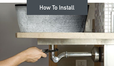 How to Install Your Vessel Sink